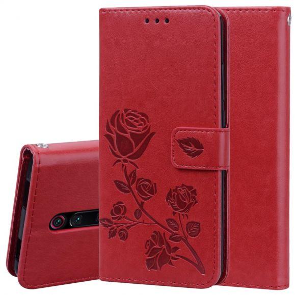 Xiaomi Mi 9T / Mi 9T Pro - Housse motif rose
