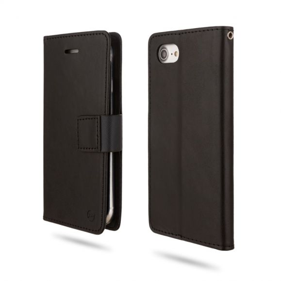 Housse iPhone SE / 8 / 7 ROAR portefeuille imitation cuir