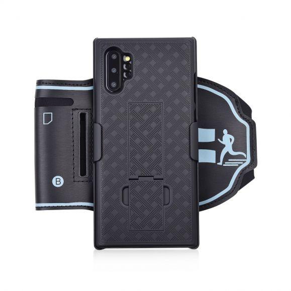 Samsung Galaxy Note 10 Plus - Brassard de sport avec coque amovible