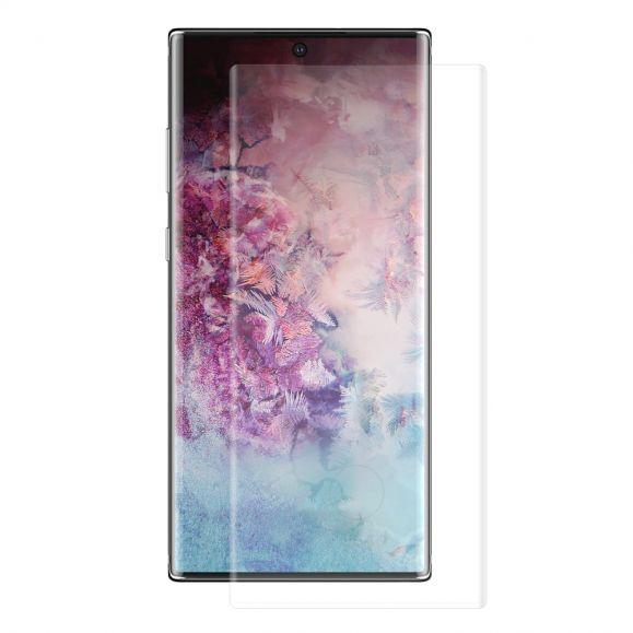 Protection d'écran Samsung Galaxy Note 10 Plus en verre trempé full size