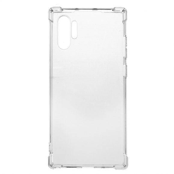 Samsung Galaxy Note 10 Plus - Coque transparente antichoc