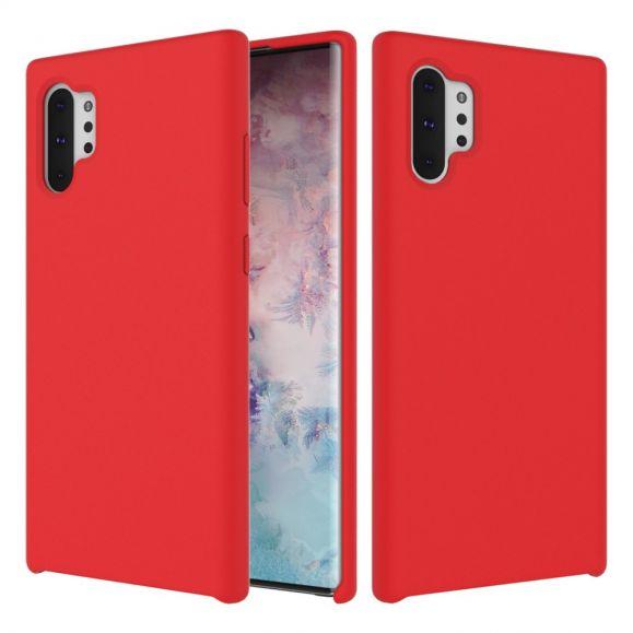 Samsung Galaxy Note 10 Plus - Coque silicone liquide
