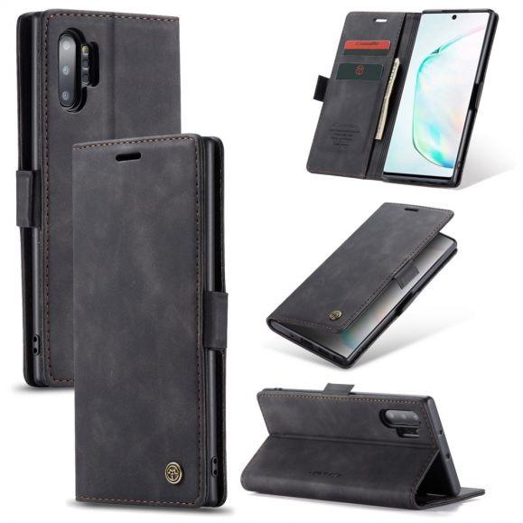 Samsung Galaxy Note 10 Plus - Housse Golias imitation cuir