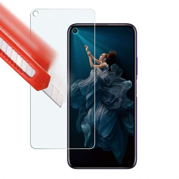 Film de protection en Verre trempé pour Honor 20 Pro - Pack de 2