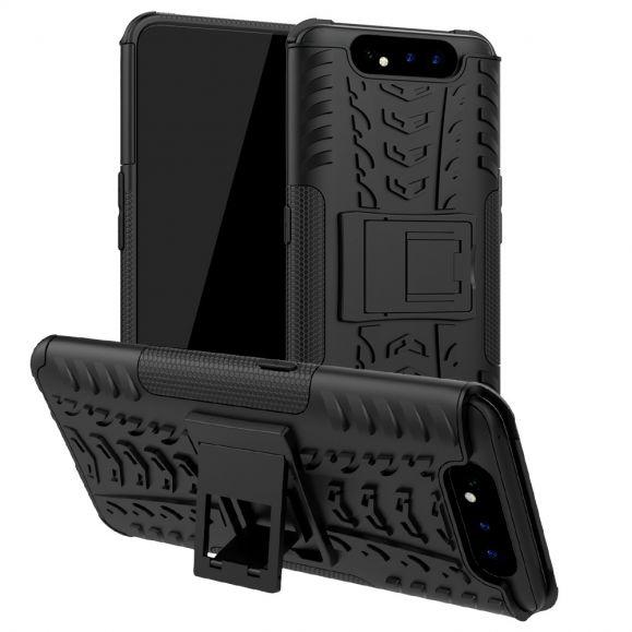 Samsung Galaxy A80 - Coque antidérapante avec support intégré
