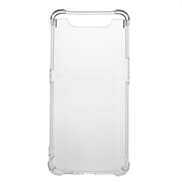 Samsung Galaxy A80 - Coque transparente antichoc