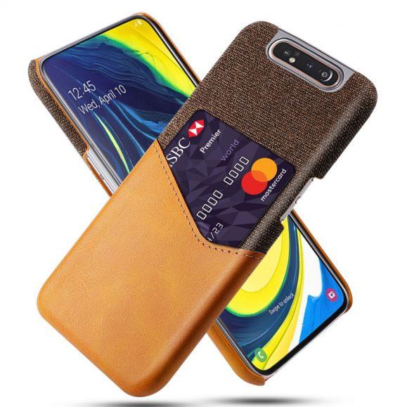 Samsung Galaxy A80 - Coque Olympus Effet Cuir