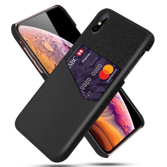 iPhone X / XS - Coque Olympus Effet Cuir