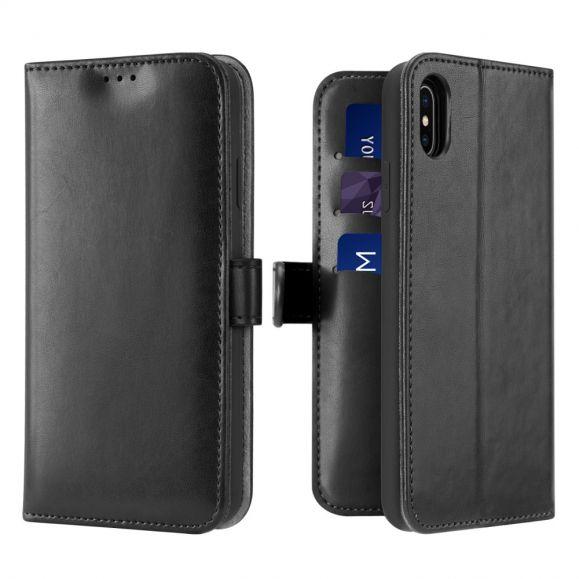 iPhone X / XS - Housse KADO Serie simili cuir