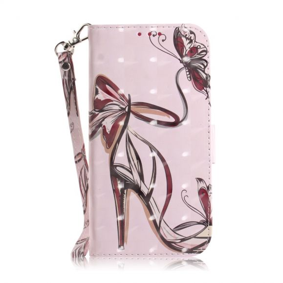 Samsung Galaxy Note 10 - Housse motif talon