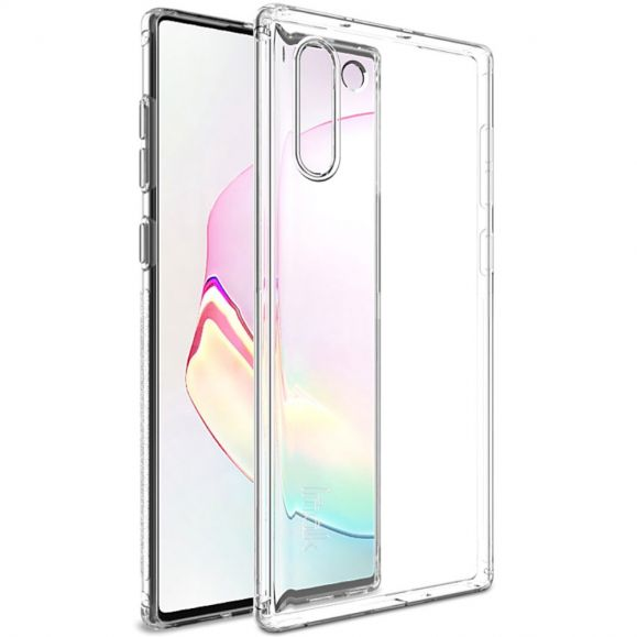 Coque transparente ultra souple pour Samsung Galaxy Note 10