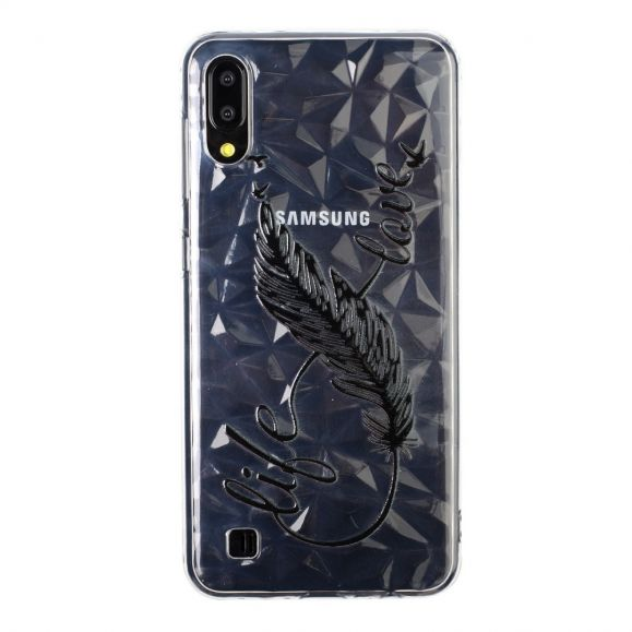 Samsung Galaxy A10 - Coque infinity love life