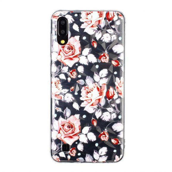 Samsung Galaxy A10 - Coque vivid flowers