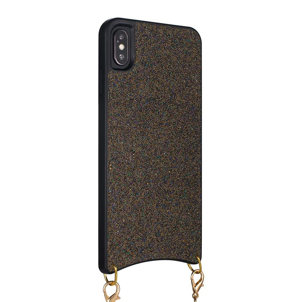 coque iphone xs collier