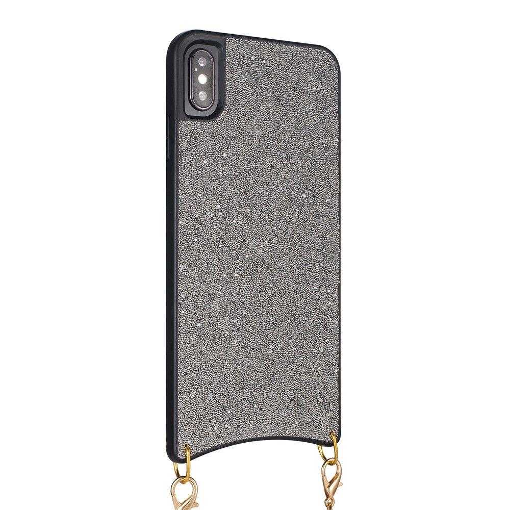 coque iphone xs avec collier