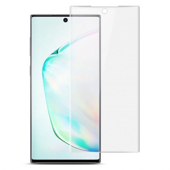 Samsung Galaxy Note 10 Plus - 2 films protecteur d'écran full protection en hydrogel