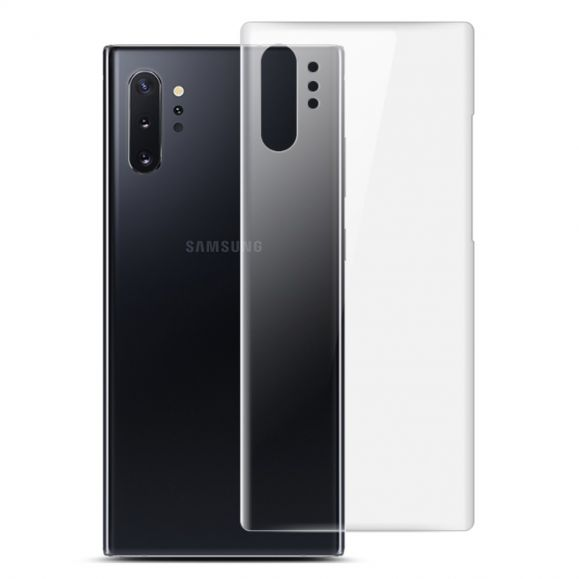 Samsung Galaxy Note 10 Plus - 2 films de protection arrière en hydrogel