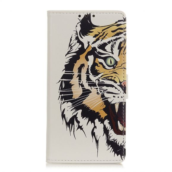 Huawei Mate 30 Pro - Housse Tigre féroce