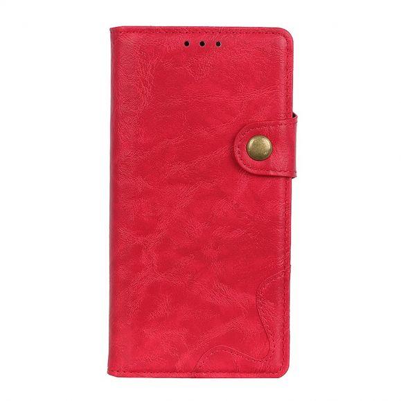 Huawei Mate 30 Pro - Housse S Shape effet cuir classique