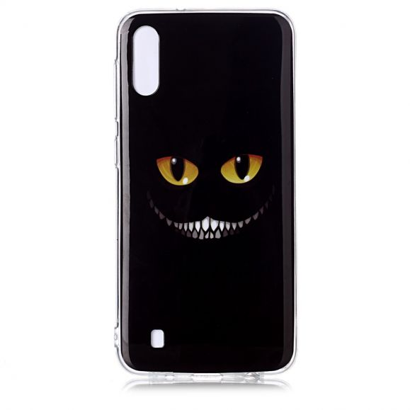 Samsung Galaxy A10 - Coque chat maléfique
