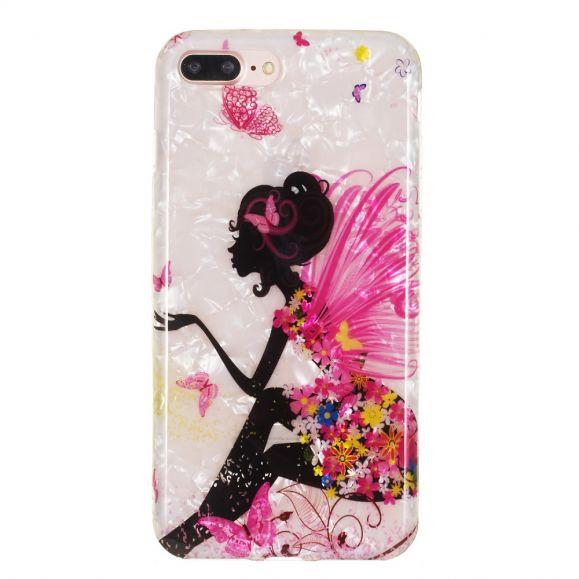 iPhone 8 Plus / 7 Plus - Coque silicone Fairy
