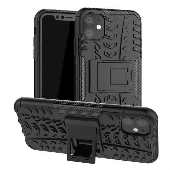 iPhone 11 - Coque antidérapante avec support intégré