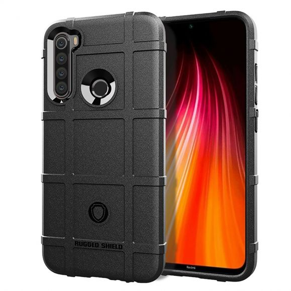 Xiaomi Redmi Note 8 - Coque rugged shield antichoc