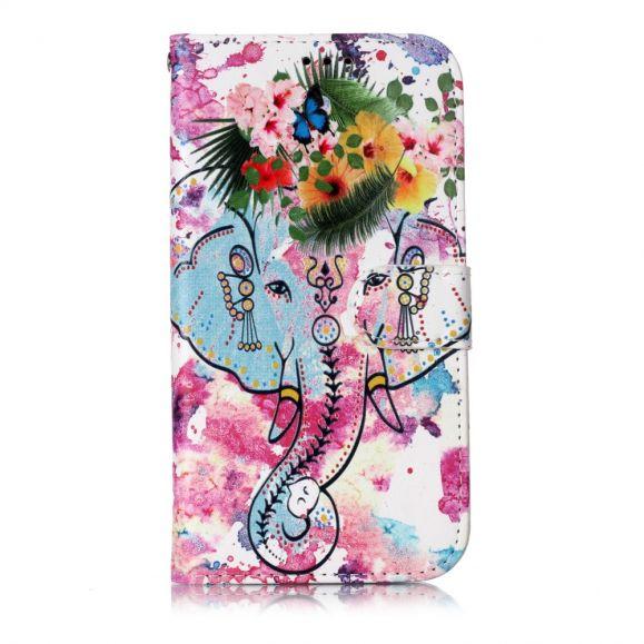 iPhone 11 - Housse Éléphant tropical