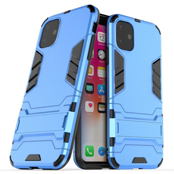 iPhone 11 - Coque cool guard antichoc avec support intégré