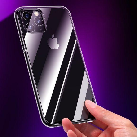 iPhone 11 Pro - Coque transparente Usams
