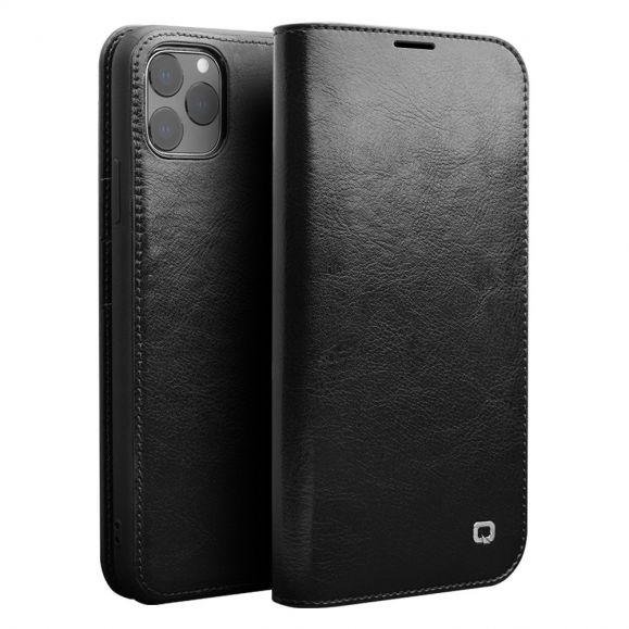 iPhone 11 Pro - Étui fait main en cuir véritable