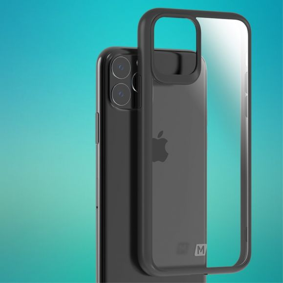 iPhone 11 Pro - Coque Transparente Momax
