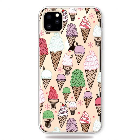 iPhone 11 Pro Max - Coque Crème Glacée