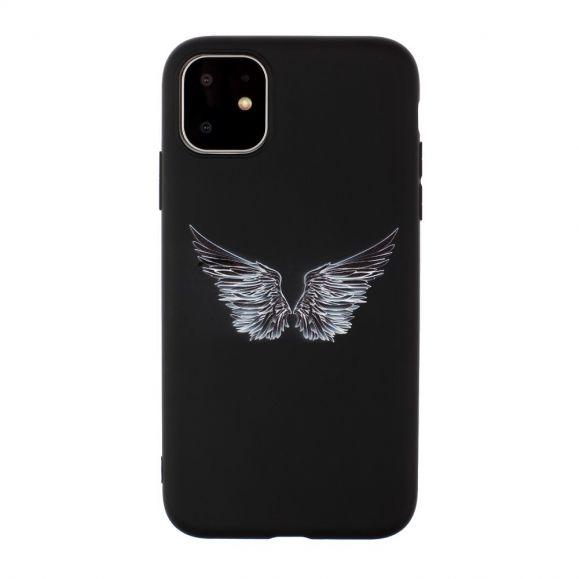 iPhone 11 Pro Max - Coque silicone Des Ailes