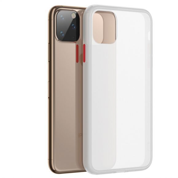 iPhone 11 Pro - Coque Benks hybride contour coloré