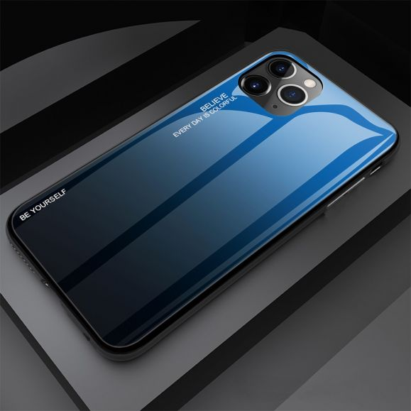 iPhone 11 Pro - Coque dégradé de couleurs