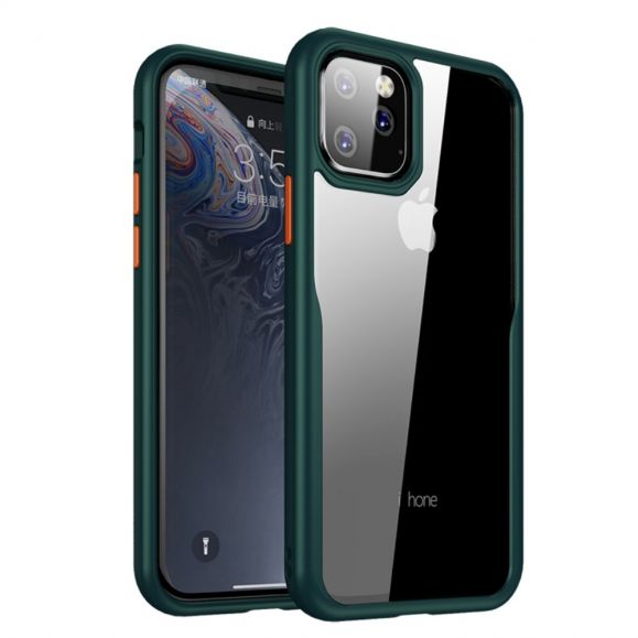 iPhone 11 - Coque IPAKY dos transparent