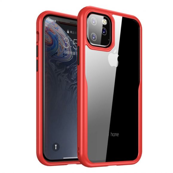 iPhone 11 Pro Max - Coque IPAKY dos transparent