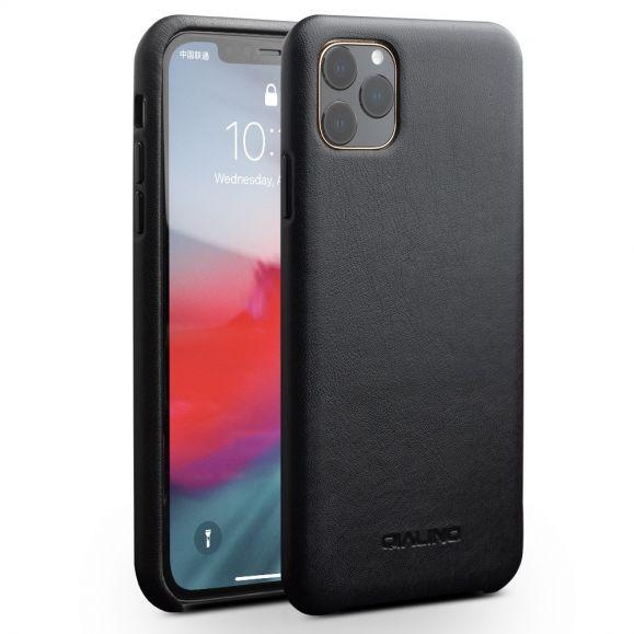 iPhone 11 Pro - Coque QIALINO cuir premium