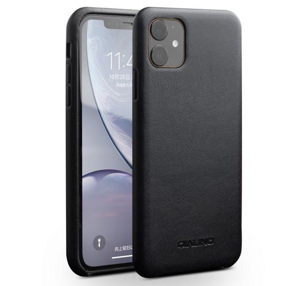 iPhone 11 - Coque QIALINO cuir premium