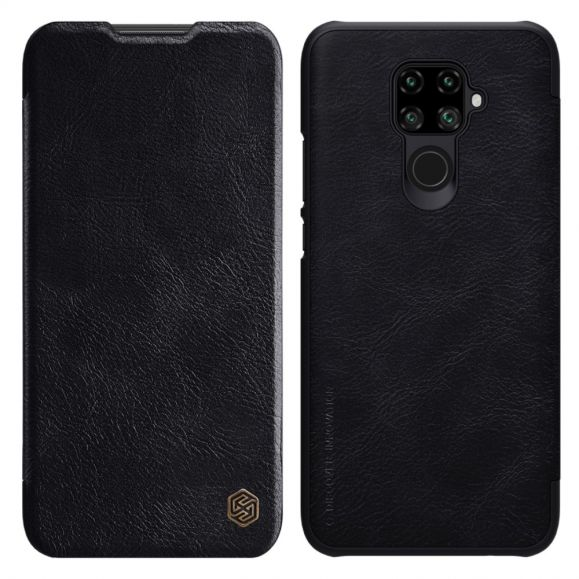Huawei Mate 30 Lite - Housse NILLKIN Qin simili cuir