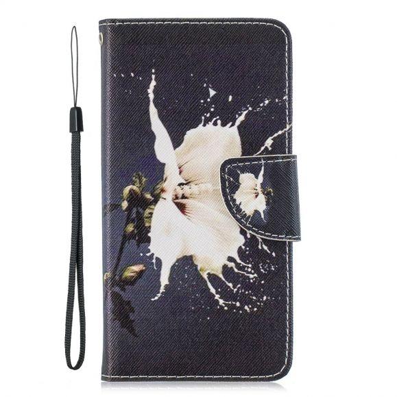 Samsung Galaxy Note 10 Plus - Housse fleur sauvage