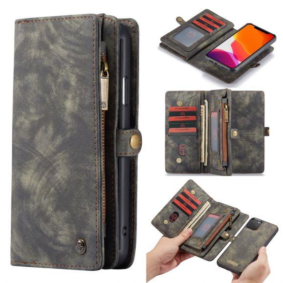 iPhone 11 Pro Max - Housse et Coque magnétique 2 en 1