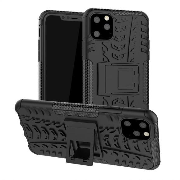iPhone 11 Pro Max - Coque antidérapante avec support intégré