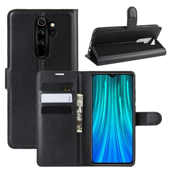 Xiaomi Redmi Note 8 Pro - Housse portefeuille style cuir