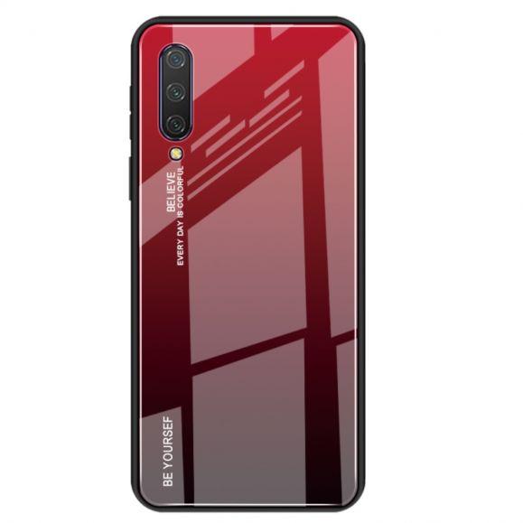 Xiaomi Mi 9 Lite - Coque dégradé de couleurs