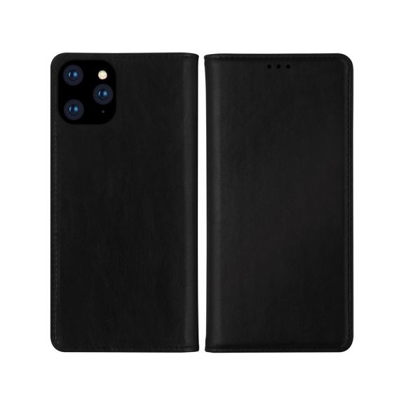 iPhone 11 Pro - Housse Zen Series imitation cuir