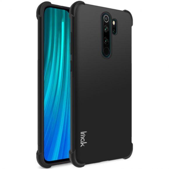 Xiaomi Redmi Note 8 Pro - Coque class protect - Noir métal