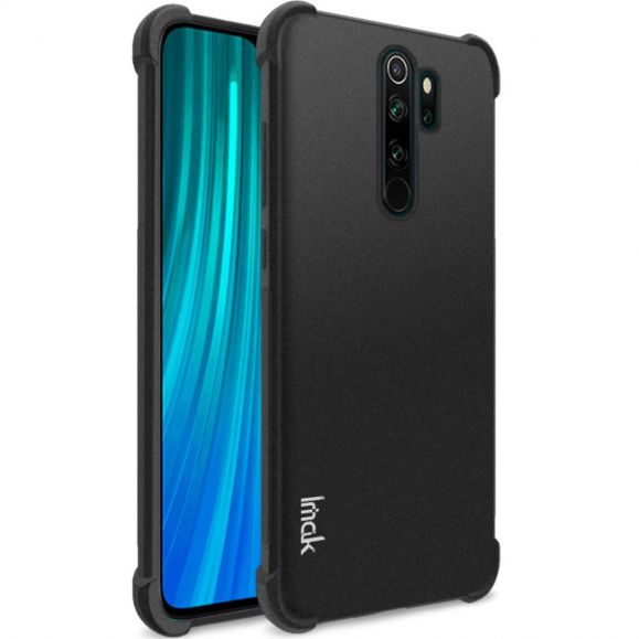 Xiaomi Redmi Note 8 Pro - Coque class protect - Noir mat