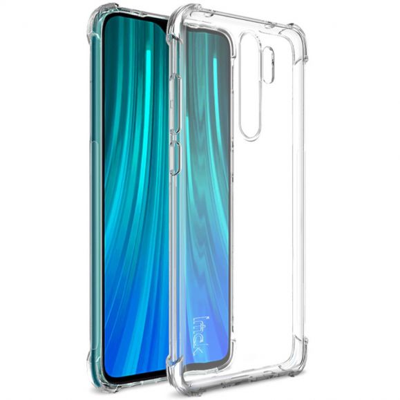 Xiaomi Redmi Note 8 Pro - Coque class protect - Transparent